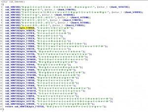 API编码代码片段