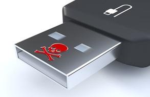 新型自我保护USB木马