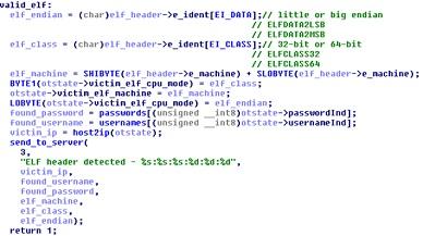解析ELF文件头部结构