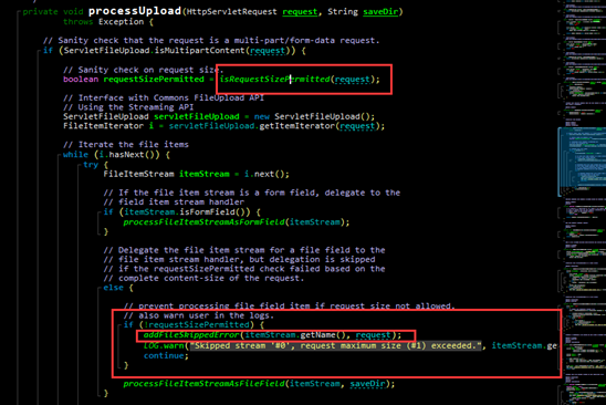 Apache Struts 2 Remote Code Execution Vulnerability (S2-046
